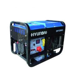 Máy phát điện 10kw chạy dầu 1pha. Hyundai DHY-12500LE