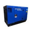 Máy phát điện 12KVA 3pha chạy dầu. Hyundai DHY12500SE