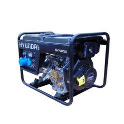 Máy phát điện chạy dầu 2kw. Hyundai DHY-20CLE