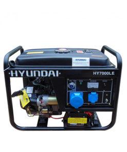 Máy phát điện gia đình 5kw. Hyundai HY7000LE