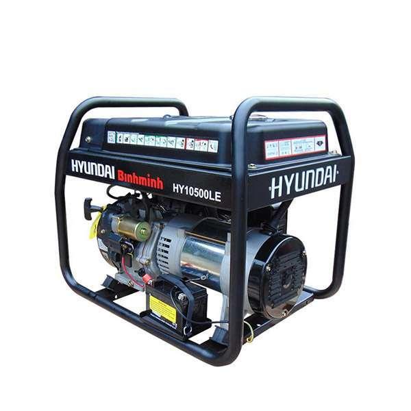 Máy phát điện gia đình 8kw. Hyundai HY-10500LE-1