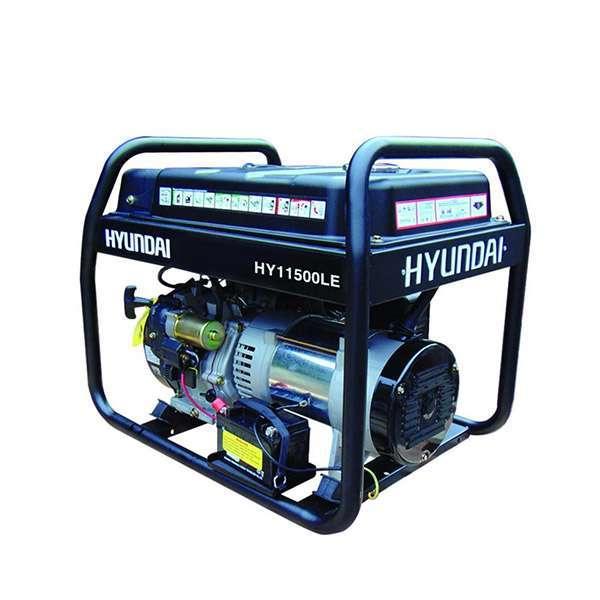 Máy phát điện gia đình 9kw. Hyundai HY-11500LE-1
