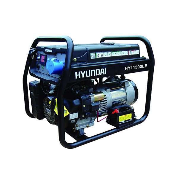 Máy phát điện gia đình 9kw. Hyundai HY-11500LE