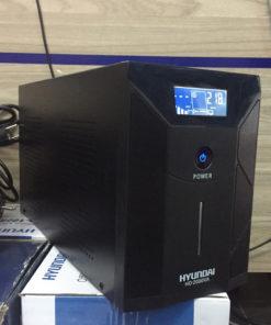 Bộ lưu điện UPS 2000VA Hyundai HD-2000 Left