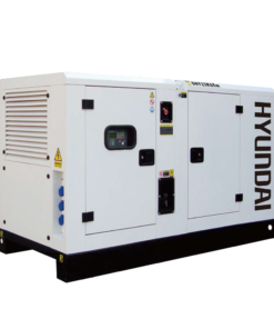 Máy phát điện 20kw/20kva 1 pha công nghiệp chạy dầu. Hyundai DHY22KSEm
