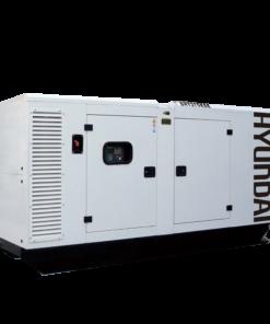 Máy phát điện 250KVA/200KW 3 pha công nghiệp chạy dầu. Hyundai DHY275KSE