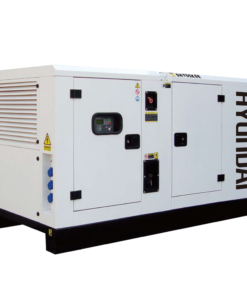 Máy phát điện 60KVA/48KW 3 pha công nghiệp chạy dầu. Hyundai DHY65KSE