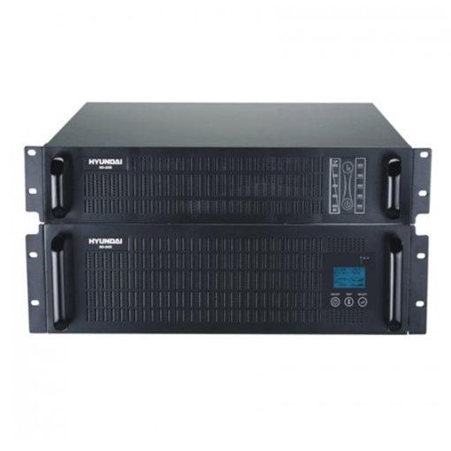 Bộ lưu điện UPS Rack Online 10KVA Hyundai HD-10KR
