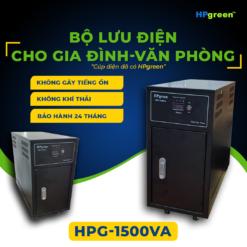 Bộ lưu điện cho gia đình văn phòng hpg-1500va